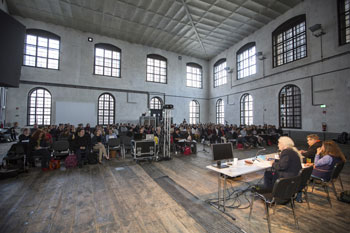 Conferència sobre Feminsime i Marxisme celebrada a Viena