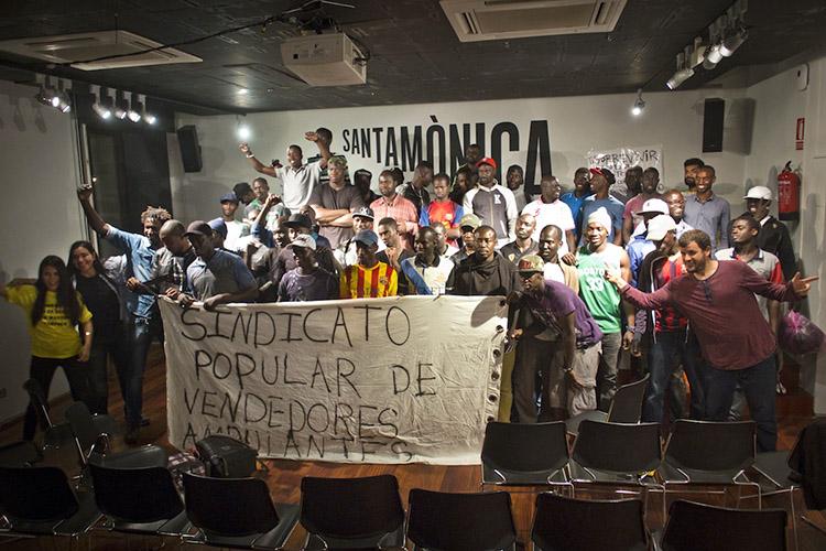 Sindicat Popular de Venedors Ambulants