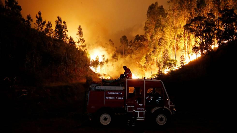 incendios portugal